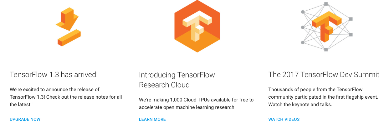 TensorFlow on a MBP   Digital: Information and Technology